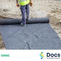 Geofabric Installation SWMS | Safe Work Method Statement