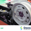 Wheel Straightening Machine SOP | Safe Operating Procedure