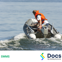 Boating Safety SWMS 10026-5