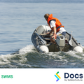 Boating Safety SWMS | Safe Work Method Statement