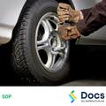 Wheel Nut Tensioning SOP | Safe Operating Procedure