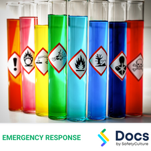 Emergency Response Procedure (Hazardous Chemicals/Substances) 70073-1