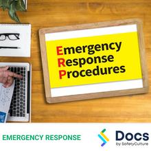 Emergency Response Procedure (General) 70069-1