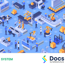 Manufacturing OHS/WHS Management System 50238-3
