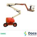 Boom Lift/Elevated Work Platform (EWP) SWMS 10515.1-3