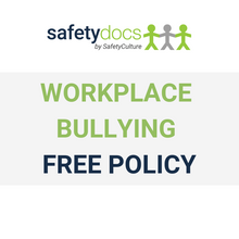 Workplace Bullying Policy - FREE TODAY ONLY!