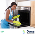 Cleaning Appliances in Private Residences SOP | Safe Operating Procedure