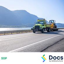 Vehicle Loading on Trucks SOP 60235-1