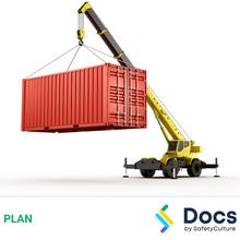 Crane Lift Plan 31301-1