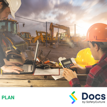 Health, Safety, Environmental & Quality Site Management Plan 50244-1