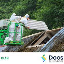 Asbestos Removal Control Plan 31308-1