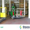Work Box SOP | Safe Operating Procedure