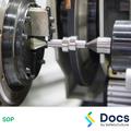 Grinder (Cylindrical) SOP | Safe Operating Procedure