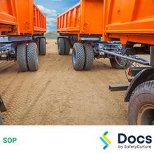 Truck/Dog SOP 60025-1