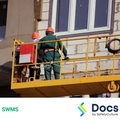 Cladding Removal/Installation (From Swing Stage) SWMS | Safe Work Method Statement
