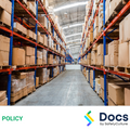 Pallet Racking & Shelving Policy