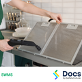 Cleaning (Kitchen Hood/Exhaust Fan) SWMS | Safe Work Method Statement