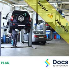Automotive Asbestos Management Plan 50250-1