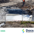 Concrete Washout Collection SWMS | Safe Work Method Statement