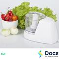 Food Processor SOP | Safe Operating Procedure