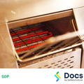 Conveyor Toaster SOP | Safe Operating Procedure