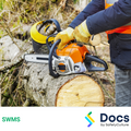Chainsaw SWMS | Safe Work Method Statement