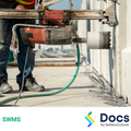 Concrete (Saw/Core Drilling) SWMS | Safe Work Method Statement