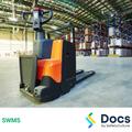 Mobile Plant (Pedestrian Operated Forklift) SWMS | Safe Work Method Statement