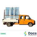Glass (Transport/Handling) SWMS | Safe Work Method Statement