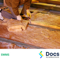 Insulation SWMS | Safe Work Method Statement