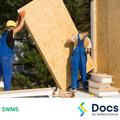 Manual Handling (Building) SWMS   Safe Work Method Statement