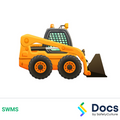 Mobile Plant (Mini Loader) SWMS | Safe Work Method Statement