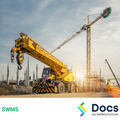 Crane Operation (Mobile) SWMS | Safe Work Method Statement