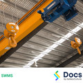 Crane Operation (Overhead/Bridge/Gantry) SWMS | Safe Work Method Statement