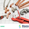 Plumbing (Rough-in/Final Fit-out) SWMS | Safe Work Method Statement