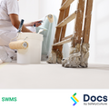 Painting (General Safety) SWMS | Safe Work Method Statement