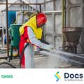 Abrasive Blasting & Coating (Sandblasting) SWMS | Safe Work Method Statement