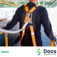 Heights (Safety Harness) SWMS 10229-6