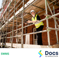 Heights (Working on Scaffolding) SWMS | Safe Work Method Statement