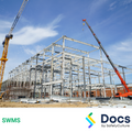 Structural Steel Construction SWMS | Safe Work Method Statement