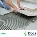 Tiling (Wall/Floor) SWMS | Safe Work Method Statement