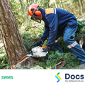 Tree Felling (Manual) SWMS | Safe Work Method Statement