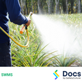Weed Control (Herbicides) SWMS | Safe Work Method Statement