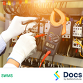 Electrical (Low Voltage Repairs/Maintenance) SWMS | Safe Work Method Statement