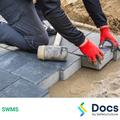 Paving SWMS   Safe Work Method Statement