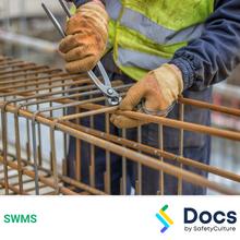 Concrete (Steel Fixing) SWMS 10254-6