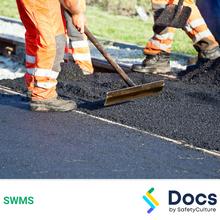 Road Repairs (Asphalt/Concrete) SWMS 10013-6