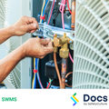 Air Conditioning (Service & Repairs) SWMS | Safe Work Method Statement