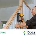 Balustrade/Handrail Installation SWMS | Safe Work Method Statement