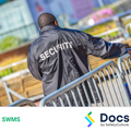 Security Guard (Construction Sites) SWMS | Safe Work Method Statement